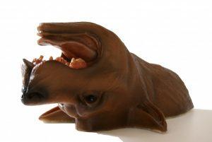 Canine Tracheostomy Model